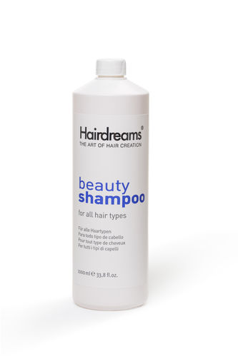 Hairdreams Beauty Shampoo | für alle Haartypen | 1000ml