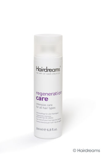 Hairdreams regeneration care | Intensivpflege für alle Haartypen | 200ml